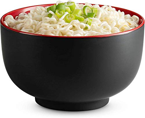 Tiefe Schalen aus Strohplastik für Müsli, Suppe, Reis, Salat, Snack / Popcorn