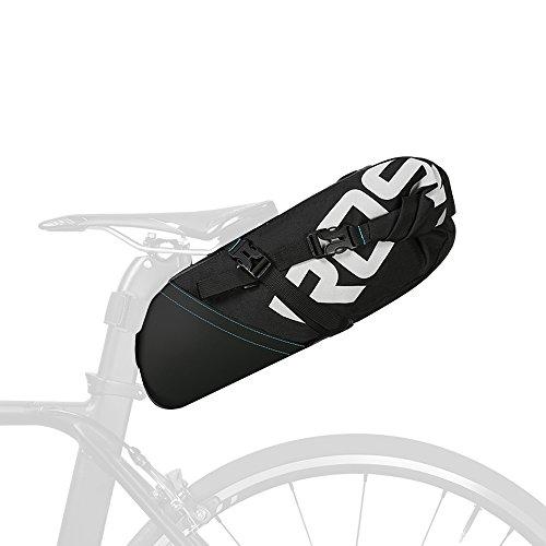 Lixada 8L Borsa da Sella MTB Borsello Sottosella Bici Bike Bag Posteriore Coda di Stoccaggio Bikepacking per Bicicletta
