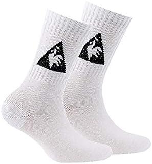 Le Coq Sportif Ess Bicolores Crew Socks N/°1 Chaussettes Mixte