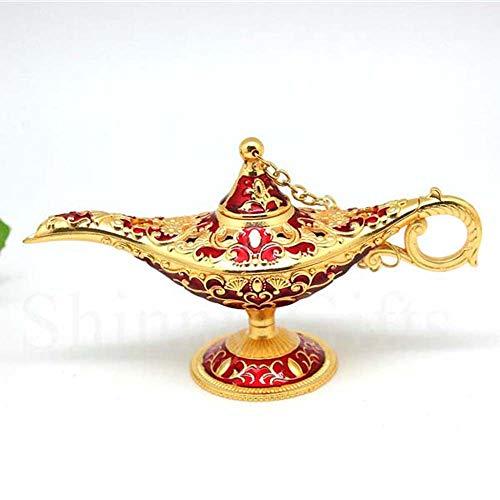 Geschnitzte Aladdin Weinglas Teetasse Klassische Vintage Sammler Seltene Legende Hause Tischdekoration Geschenk, Parteien Ausstellungen,D