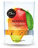 Oso Snacks Dried Mango Slices, Premium Quality, No Added Sugar or Preservatives, Big Pieces Only! 26oz