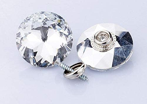 Sewing Button Max 56% OFF Super intense SALE 20-30mm bauhinia Glass Crystal Crysta Nails