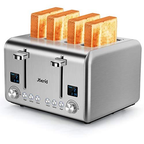 Joerid Frozen Waffles Toaster