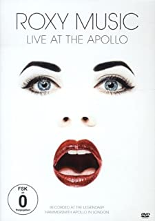 Roxy Music - Live At The Apollo - IMPORT