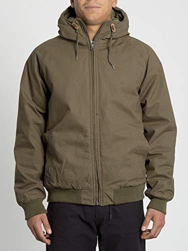 Volcom Herren Hernan Coaster 5K Jacket, Camouflage, L