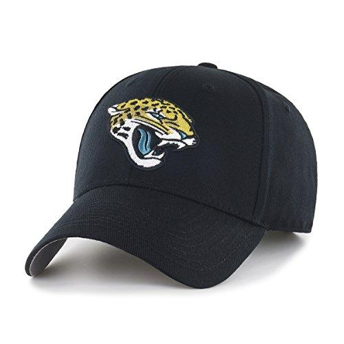 OTS NFL Jacksonville Jaguars Men's All-Star Adjustable Hat, Team Color, One Size