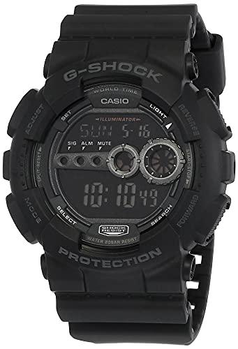 Casio Men's GD100-1BCR G-Shock X-Large Black...