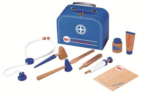 Lelin Arztkoffer Doktorkoffer Arzttasche Doktortasche Rollenspiel Kinder Spielzeug NEU