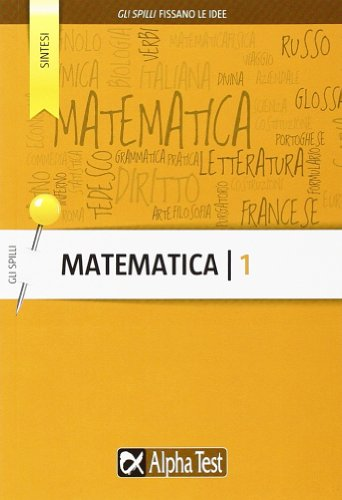 Matematica (Vol. 1)