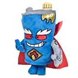 SuperZings - Peluches Calidad Super Soft (27cm, Mr. King)