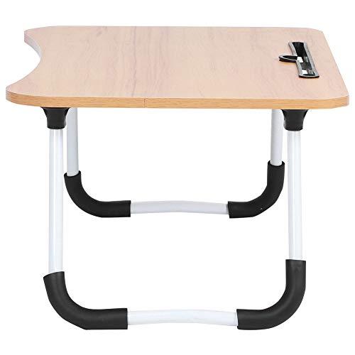 Bicaquu Mehrzweckbett Lapto Tisch, robuster Klappbett Schreibtisch, tragbarer Stehtisch Tragbar für Küche Schlafzimmer
