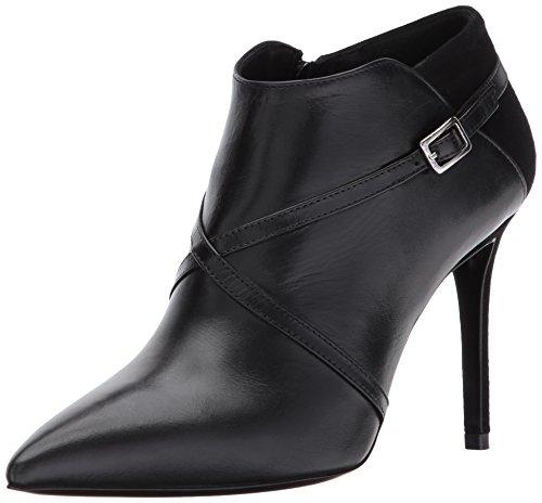 Charles David Women's Laura Ankle Boot, Black, 40 Medium EU (9.5,10,10.5 US)