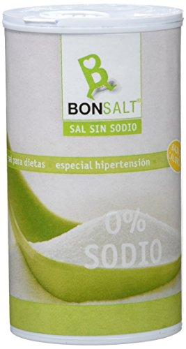 Bonsalt Sal 0% Sodio - Paquete de 8 x 85 gr - Total: 680 gr