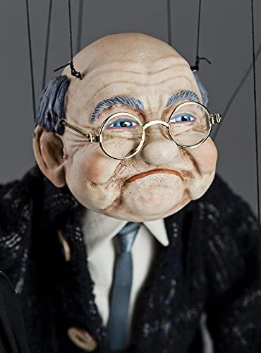 CzechMarionettes Marioneta El Anciano Joe