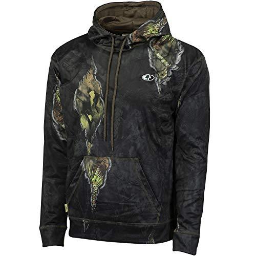 Mossy Oak Mens Recon Waterproof Camouflage Jacket MO627