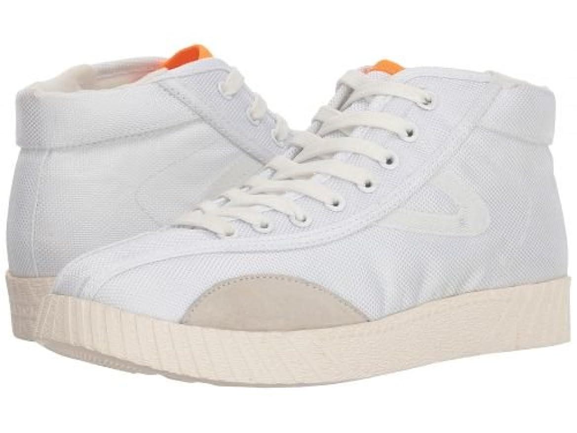 船外知覚的皿Tretorn(トレトン) レディース 女性用 シューズ 靴 スニーカー 運動靴 Nylitehixab3 - White/White [並行輸入品]