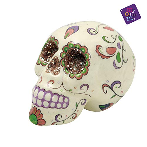 My Other Me - Decoración Calavera, Multicolor Fun Company 202687