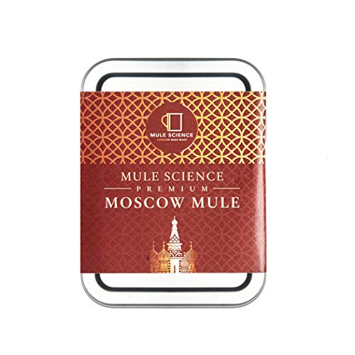 Mule Science Premium Moscow Mule Cocktail-Set