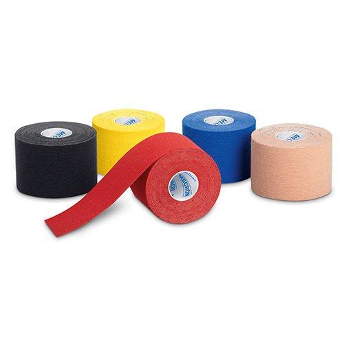 MECRON Elastic Tape, 5 m x 5 cm (Blau)