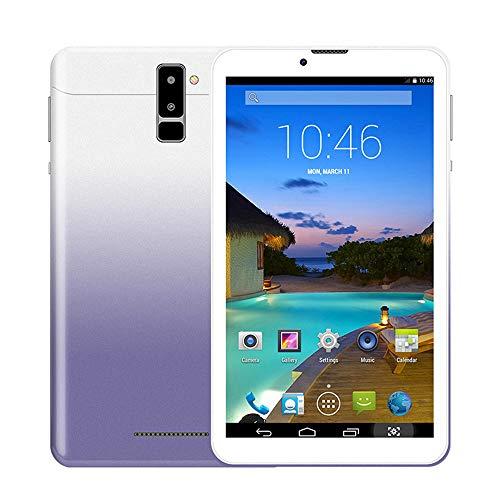 tablet Inteligente para Estudiantes de 7 Pulgadas, con 1GB + 8GB de Memoria WiFi Bluetooth 3G Llamada 3000mah Capacidad de batería multifunción