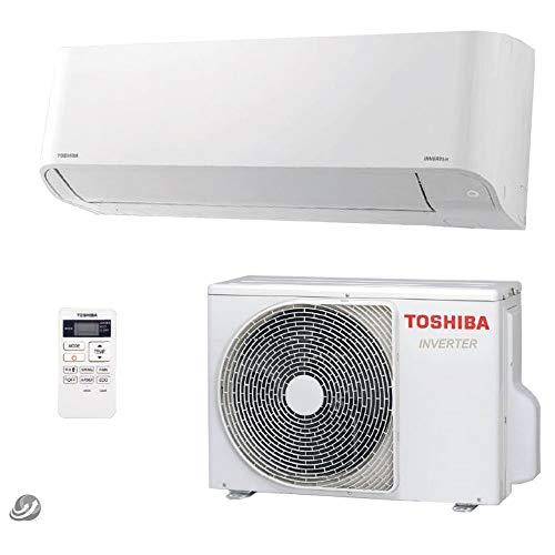 Toshiba Kimaanlage Set Seiya R32 Wandklimagerät 2,0 kW / 2,5 kW Klimagerät Split