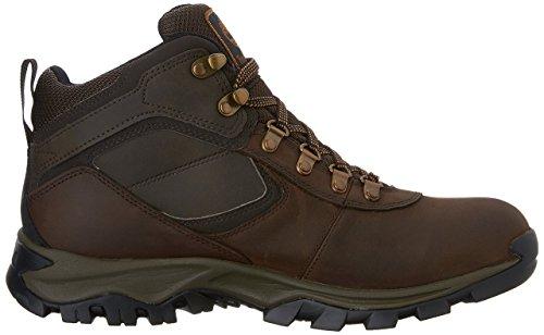 Timberland Men's Anti-Fatigue Hiking Waterproof Leather Mt. Maddsen Boot, Brown, 11