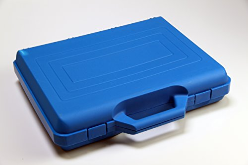 Maletín plástico azul ejemplo 15Soma dados