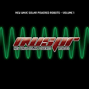 New Wave Solar Powered Robots, Vol. 1