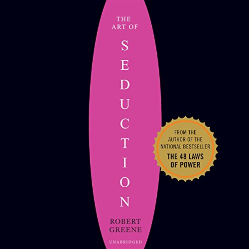 Art of Seduction     An Indispensible Primer on the Ultimate Form of Power              Auteur(s):                                                                                                                                 Robert Greene                               Narrateur(s):                                                                                                                                 Joseph Powers                      Durée: 22 h et 51 min     93 évaluations     Au global 4,6