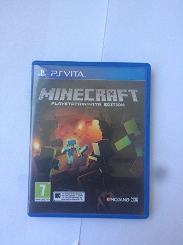 Minecraft - PlayStation Vita Edition [German Version] by Mojang