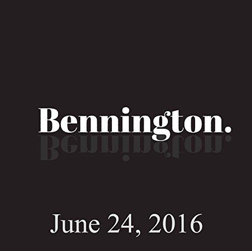 Bennington, Tom Segura, June 24, 2016 cover art