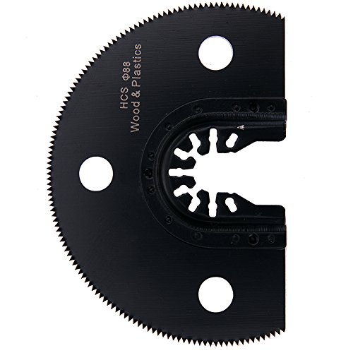 Learn More About 100mm Semi Circular HCS Segment Saw Blade Oscillating Multi-function Tools Power To...