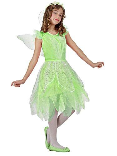 Atosa - 10733 - Costume - Deguisement De Fee Verte - Taille 2