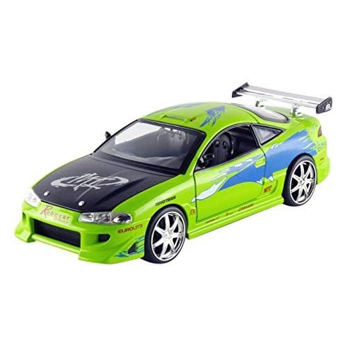 Collectibles 783 86208 Escala 1:43 1999 Nissan Skyline GT-R 2 Fast 2 Furious Modelo Coche