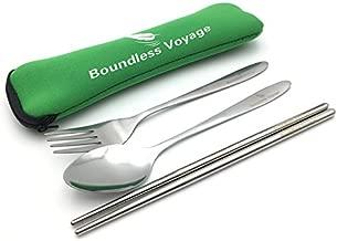 Boundless Voyage Camping Ustensiles de Cuisine Kit Pot en Titane avec poign/ée Pliante Kit de d/ésordre de Cuisine en Plein air Pots Pans Po/êle /à Frire Kit de d/ésordre