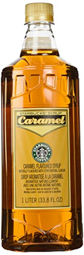 Starbucks Caramel Syrup (1-L.)