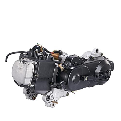 Motocicleta Original Motor Montaje GY6-50/60/80 137qma 139qmb 1p37qma 1p39qmb (Color : A)