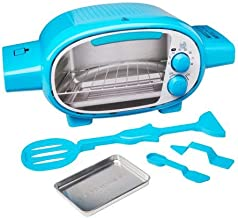 Give Your Little One The Tools They Need to Bake All Sorts of Super Tasty Treats and Have a Ton of Fun with Fun 2 Bake Blue and Purple Working Toy Oven with On & Off Switch,Great Gift Idea