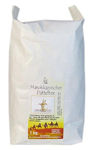Hiller Früchtetee Marokkanischer Datteltee 1 kg