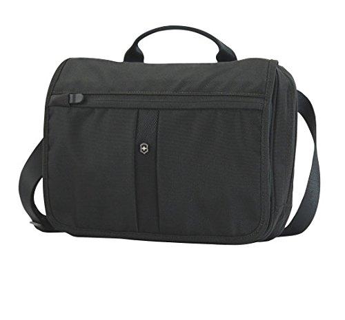 Victorinox Nylon 22 cms Black Messenger Bag (31173401)