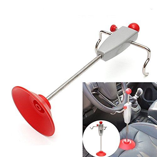 SAVEMORE4U18 Car 14.5''/368mm Steering Wheel Holder Stand Tool Wheel Alignment Essential Tool