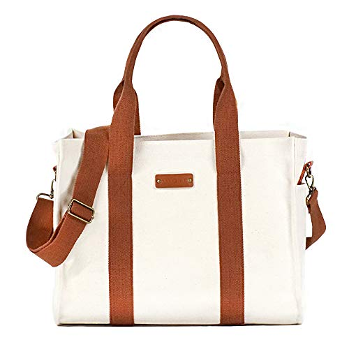[AND:H] Large Daily (EDGE Series) Tote Shoulder, Diaper Bag & Lightweight Felt Inner Organizer Bag Included