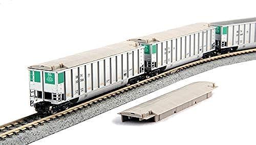 Kato Spur N Kohlewagenset SBTX 8 Stück