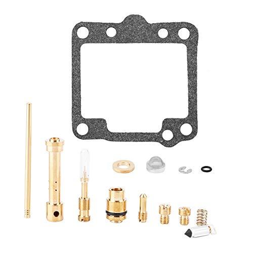 KIMISS Kit di riparazione carburatore, kit di ricostruzione per riparazione carburatore 15 pezzi per Savage 650 86-09