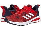 adidas Fortarun Spiderman - Zapatillas elásticas para correr para niños
