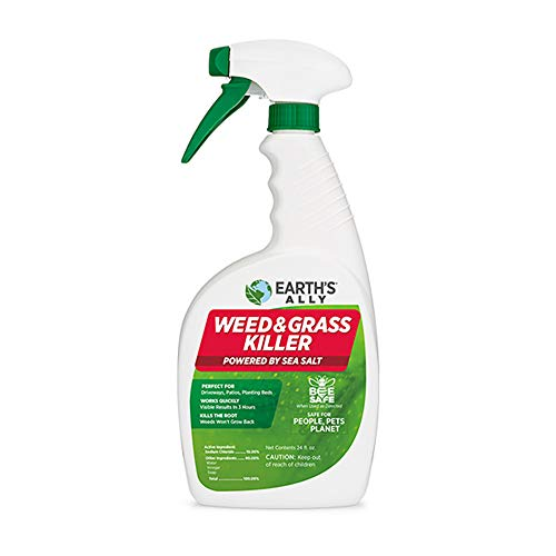 Earth's Ally Weed and Grass Killer Spray   24 fl. oz....