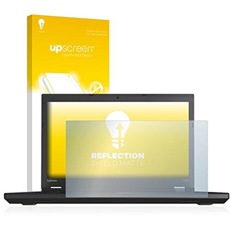 upscreen Entspiegelungs-Schutzfolie kompatibel mit Lenovo ThinkPad L570 – Anti-Reflex Bildschirmschutz-Folie Matt