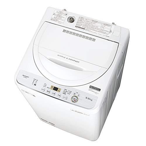 SHARP(シャープ)『全自動洗濯機(ES-GE5C)』