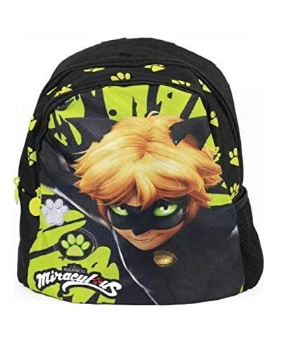 Mochila pequeña ligera de Milaculous Tales of Ladybug and Cat Noir