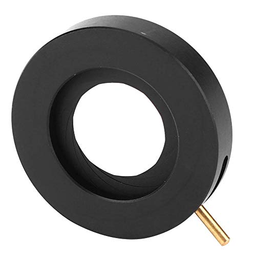 Fafeicy Iris Adapter, Aperture Adjustable Lens Optische Blende für Mikroskop (SK23)